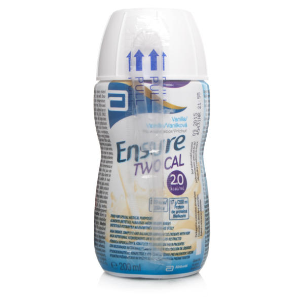 Ensure TwoCal Vanilla - 12 Pack