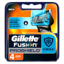 Gillette Fusion ProShield Chill Blades