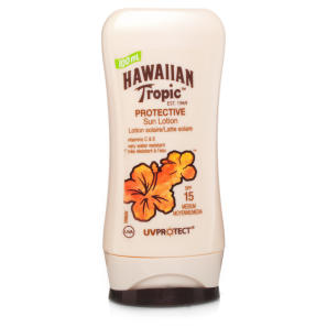 Hawaiian Tropic Satin Protection SPF15 Mini Bottle