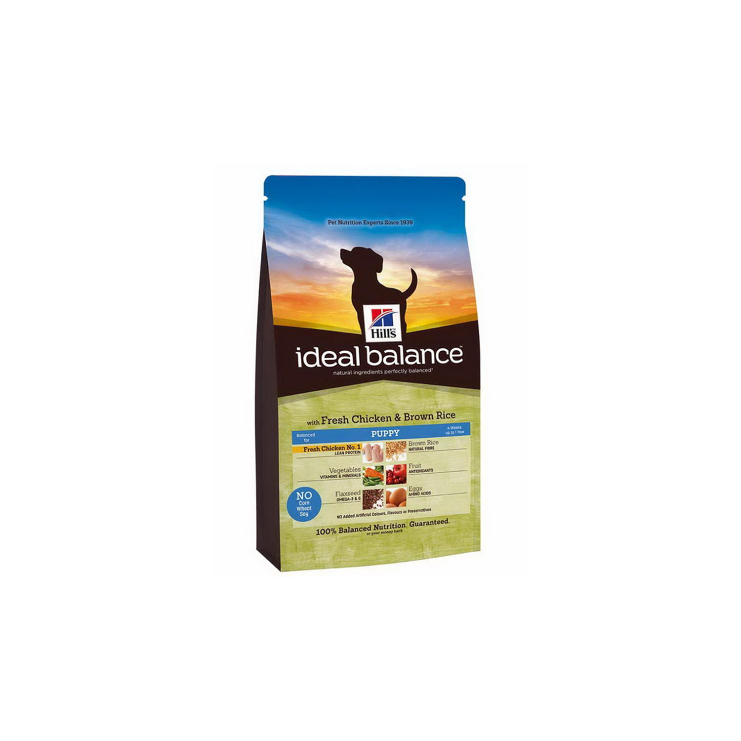 Click to view product details and reviews for Hills Ideal Balance Puppy With Fresh Chicken And Brown Rice.