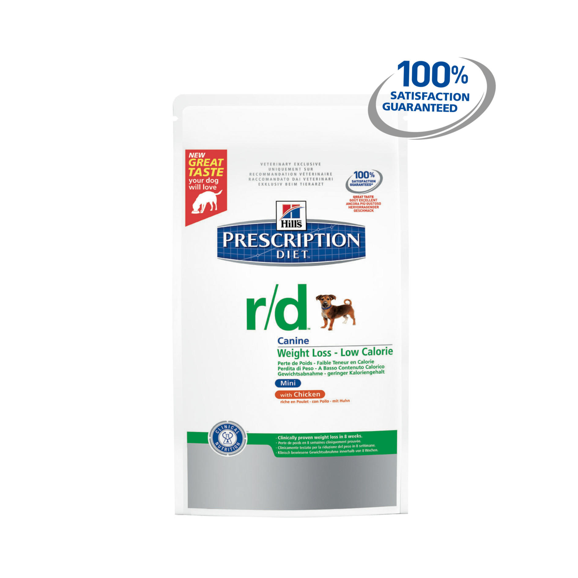 Click to view product details and reviews for Hills Prescription Diet Canine R D Mini.