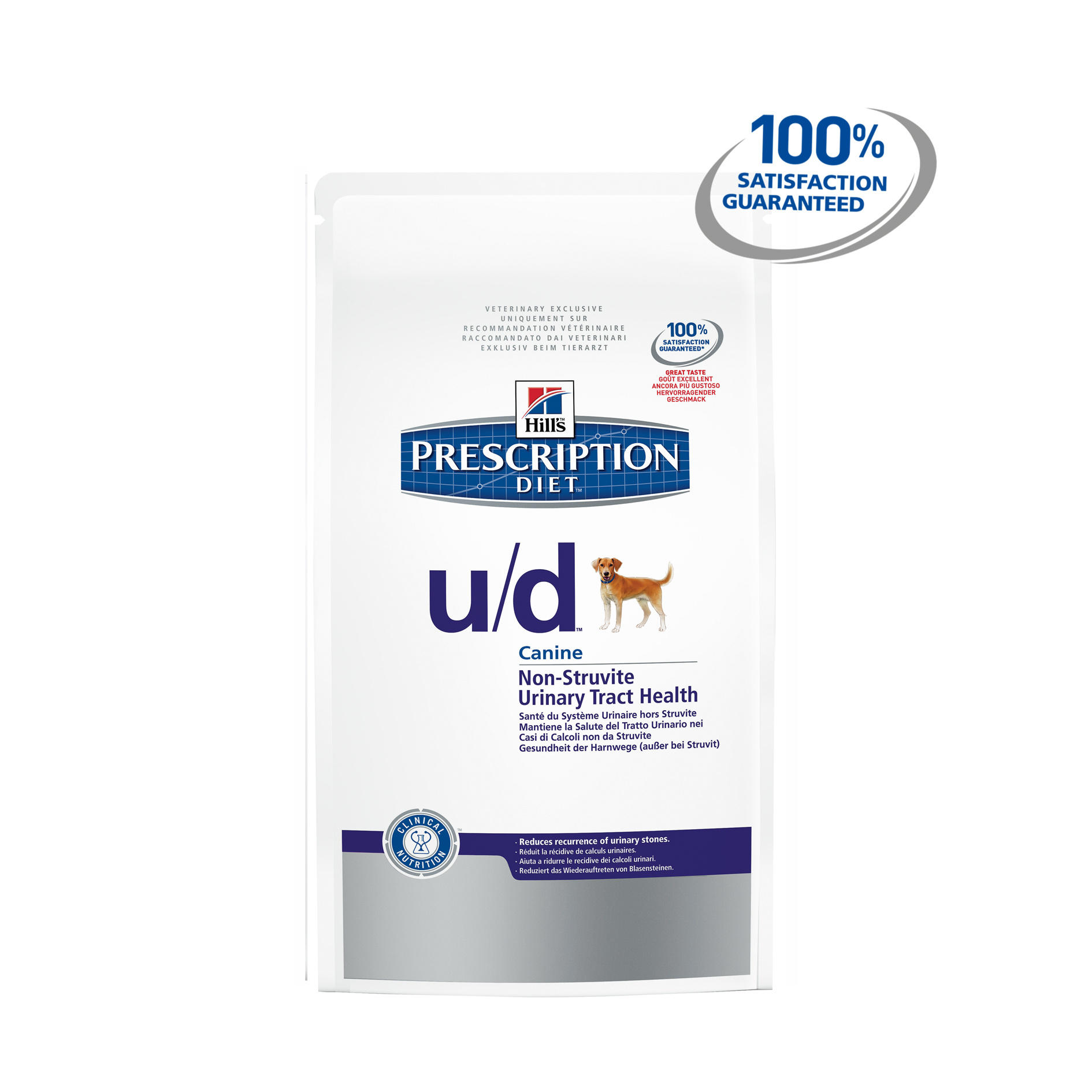 Hills Prescription Diet Canine U D