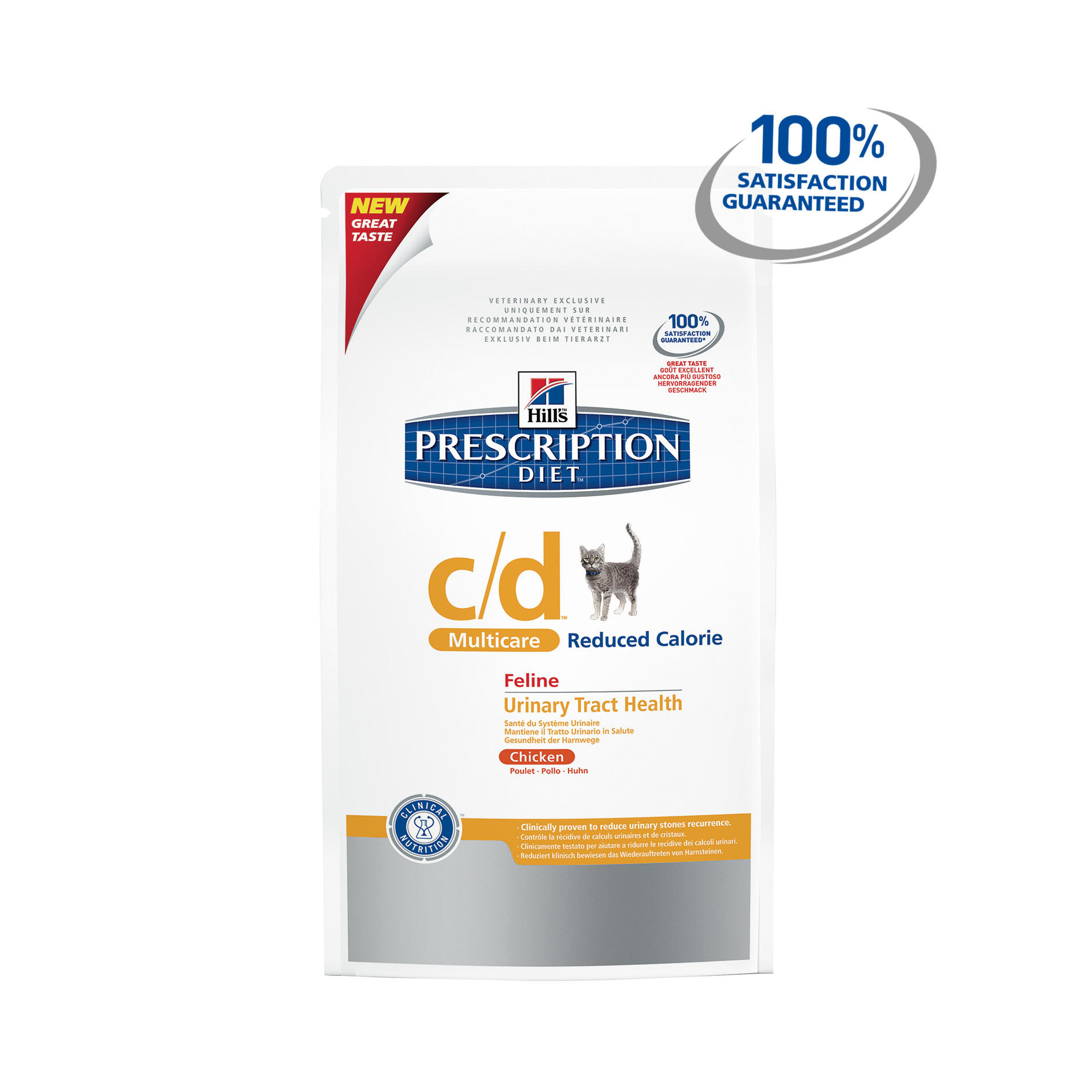 Click to view product details and reviews for Hills Prescription Diet Feline C D Multicare With Chicken.