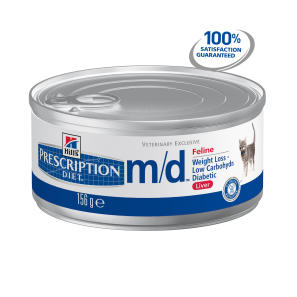 Hills Prescription Diet Feline M/D Canned