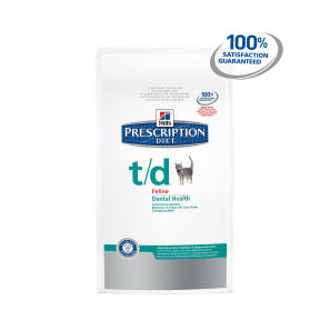 Hills Prescription Diet Feline T/D