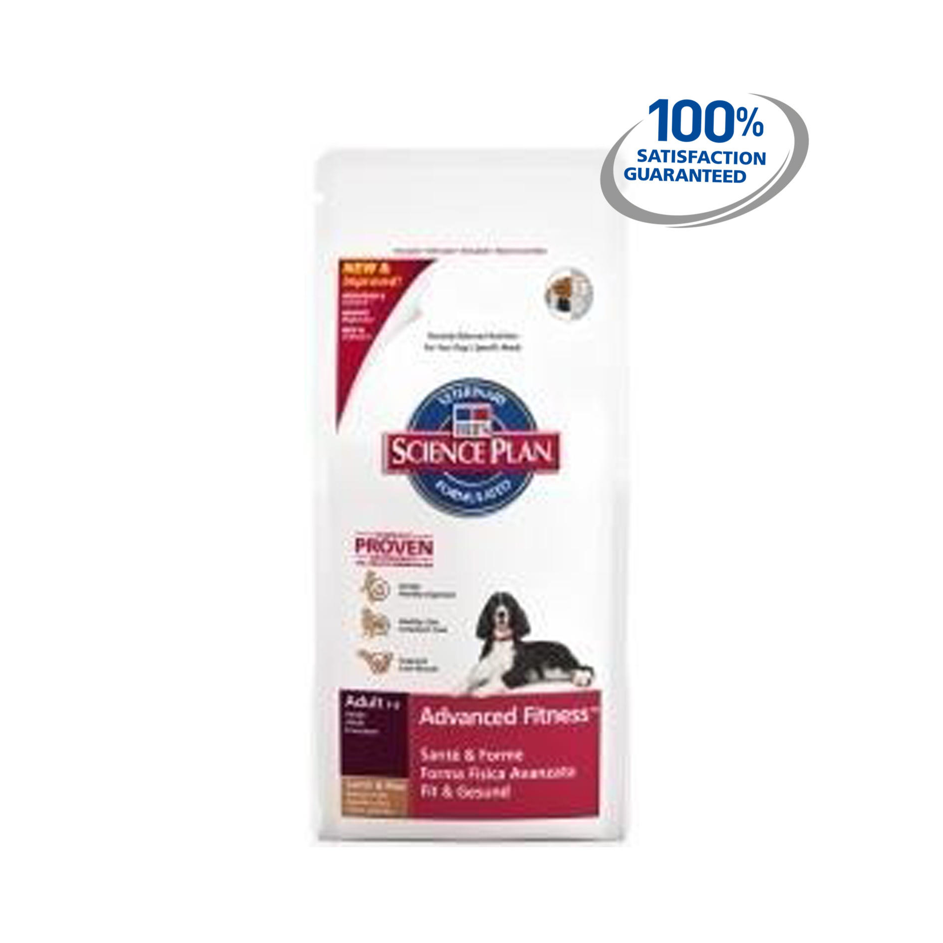 Click to view product details and reviews for Hills Science Plan Canine Adult Advanced Fitness Medium With Lamb Rice.