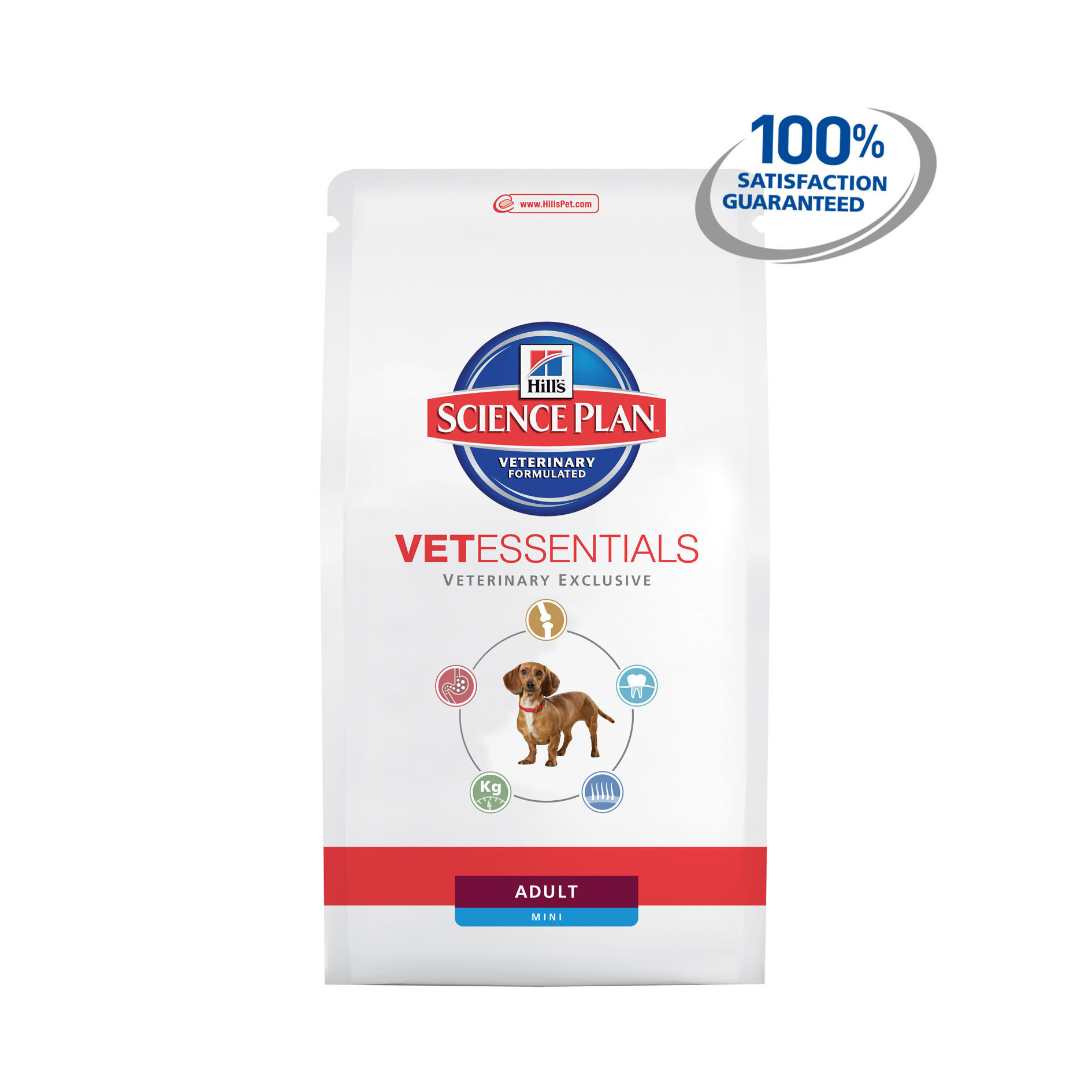 Click to view product details and reviews for Hills Science Plan Vet Essentials Canine Adult Mini Chicken.