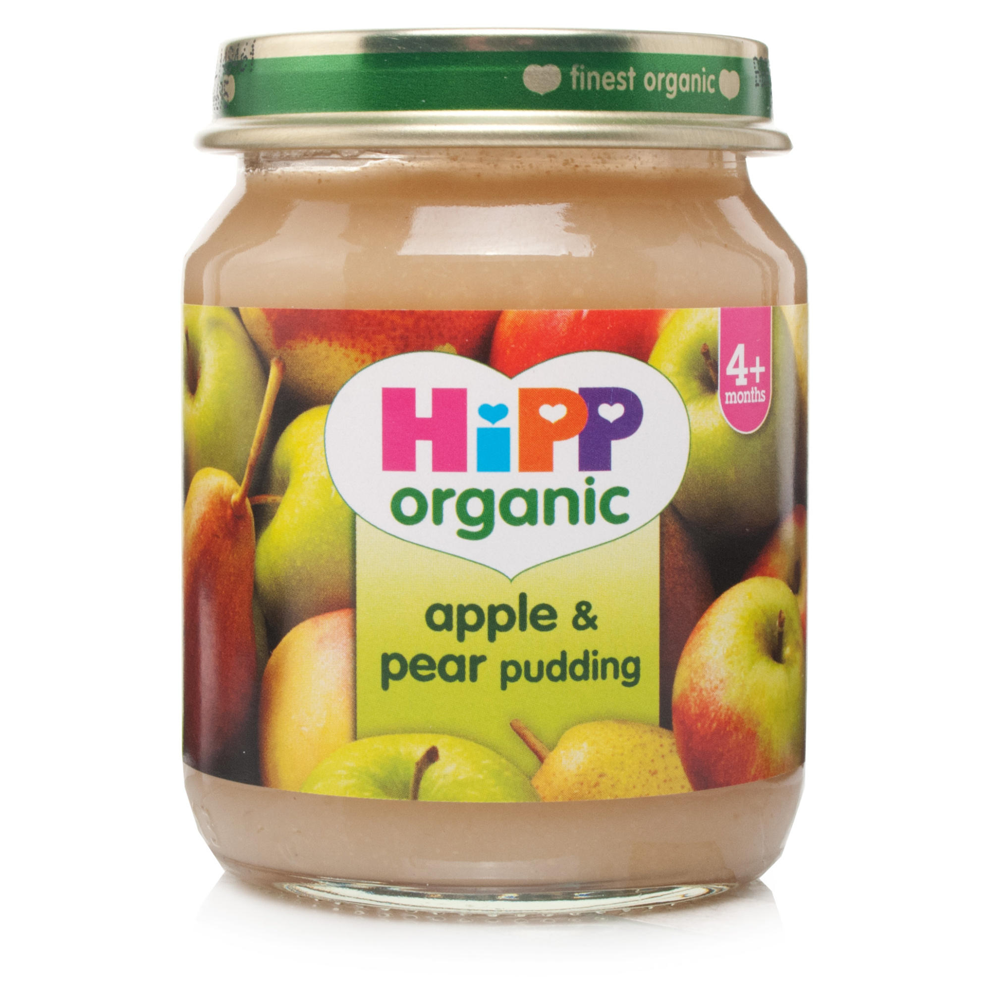 HiPP Stage 1 Organic Apple & Pear Pudding