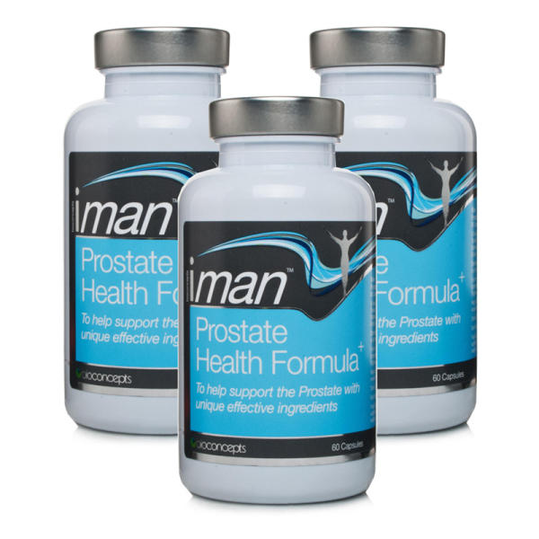 iman Prostate Health Formula - 3 Month Supply