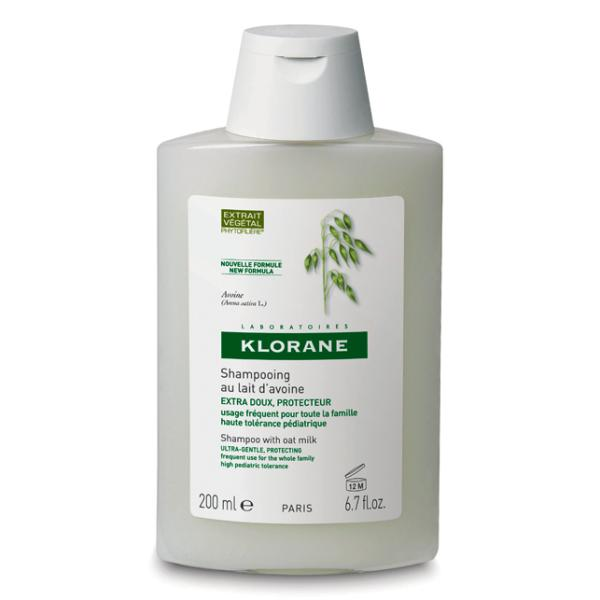 Klorane Oatmilk Shampoo 200ml