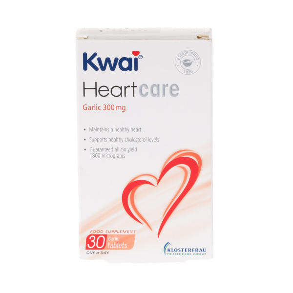 Kwai Garlic One-A-Day Tablets