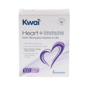 Kwai Heart & Immune Garlic 300mg