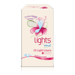 Lights by TENA Light Liner