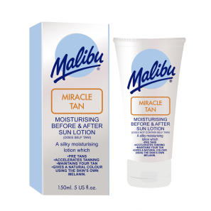 Malibu Miracle Tan Aftersun Lotion
