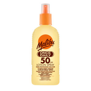 Malibu Once Daily Protection Lotion SPF50