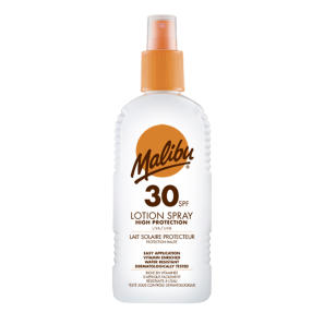 Malibu Sun Lotion Spray SPF30