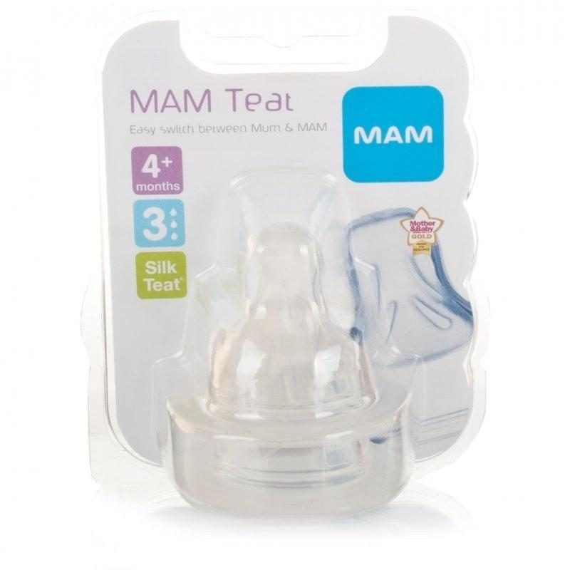 Click to view product details and reviews for Mam Teat 3 Fast Flow.