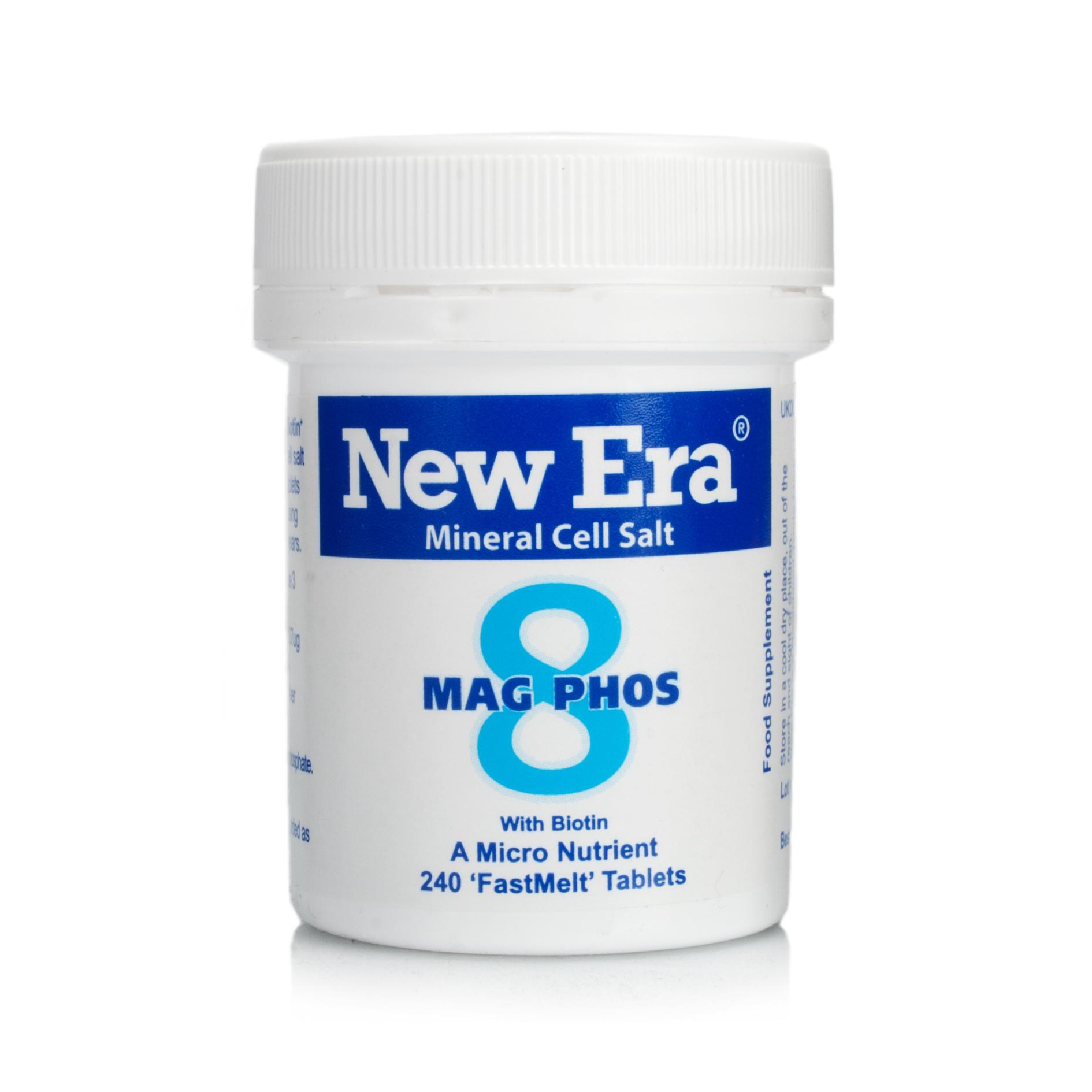 New Era No.8 Mag Phos