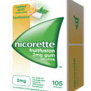 Nicorette Fruit Fusion 2mg 10 Pack (10 x 105s)
