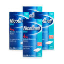 Nicotinell Nicotine Gum Stop Smoking Aid 4 mg Mint 96 Pieces- 384 Pieces
