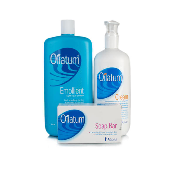 Oilatum Dry Skin Treatment Pack