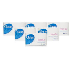 Oilatum Soap Bar 6 Pack