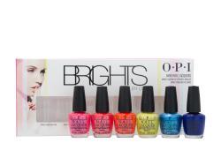 OPI Brights Mini Nail Polish Collection