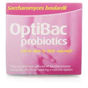 OptiBac Probiotics Saccharomyces Boulardii