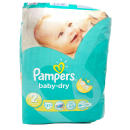 Pampers Baby Dry Mini Carry Pack