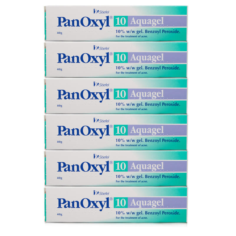 Panoxyl Aquagel For Acne Treatment | Chemist Direct