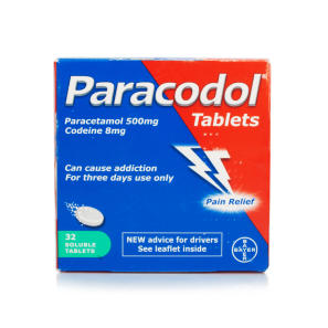 Paracodol Solubles
