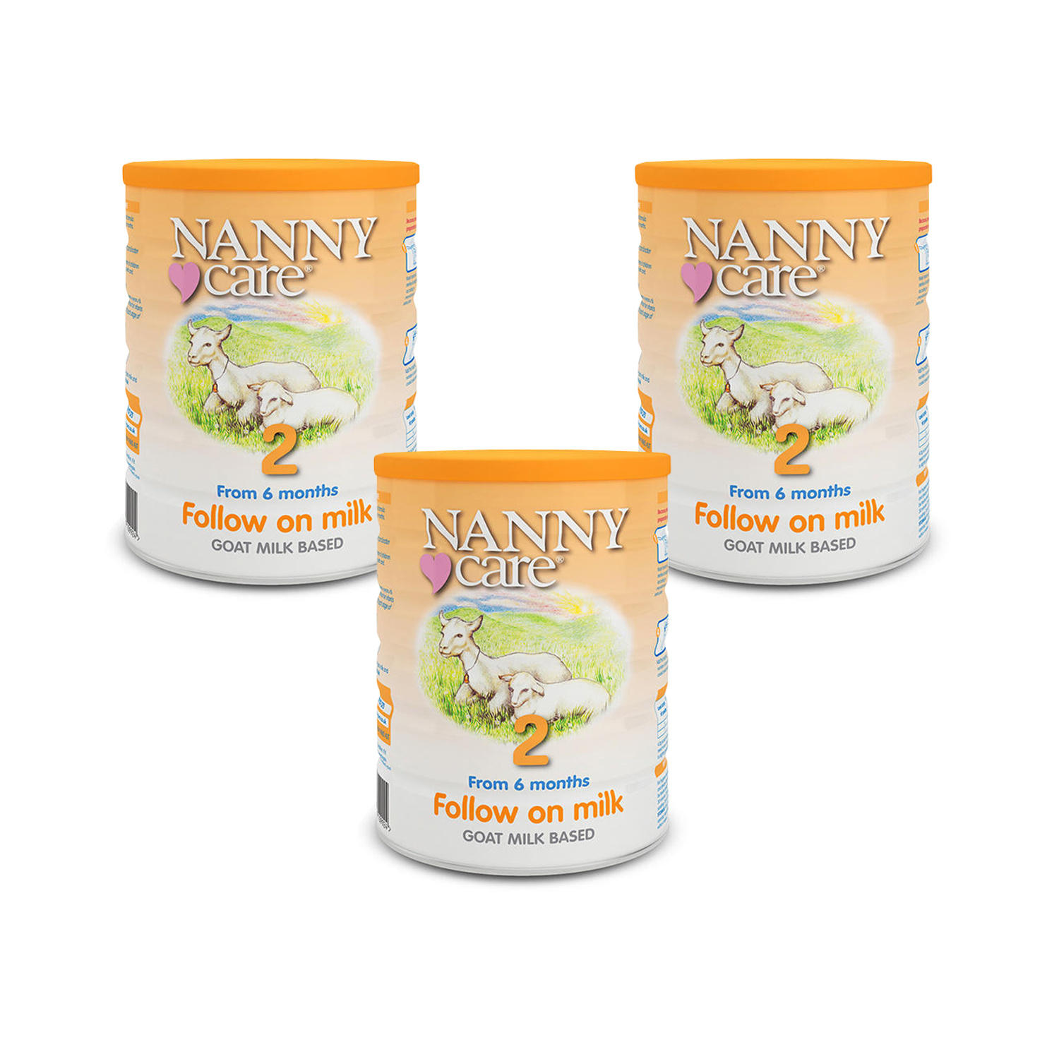 Click to view product details and reviews for Nannycare Follow On Milk Triple Pack.