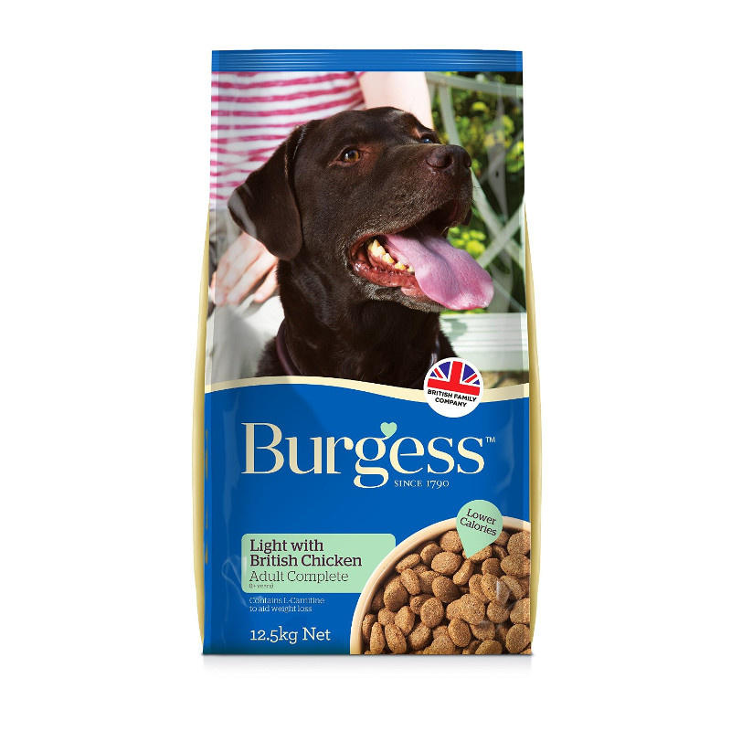 Click to view product details and reviews for Burgess Light Dog Food Rich In British Chicken.