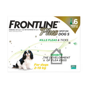 Frontline Plus Spot On Small Dog