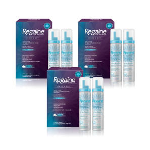 Regaine Womens Foam 12 Month Supply