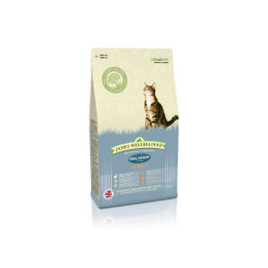 James Wellbeloved Cat Kibble Oralcare Turkey and Rice