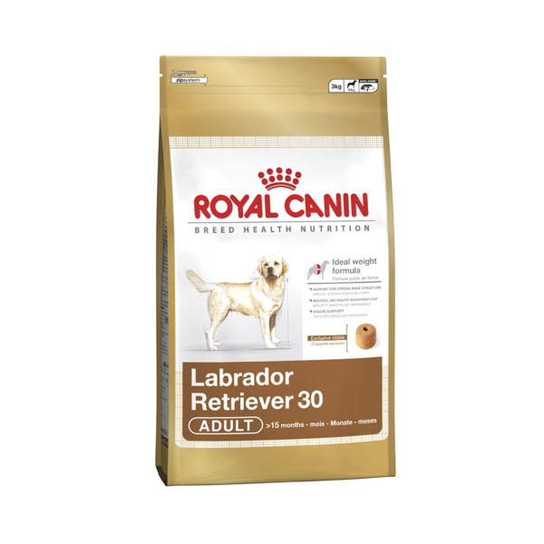 Royal Canin Breed Health Nutrition Labrador Retriever Adult 30