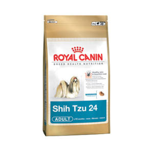 Royal Canin Breed Healthy Nutrition Shih Tzu 24
