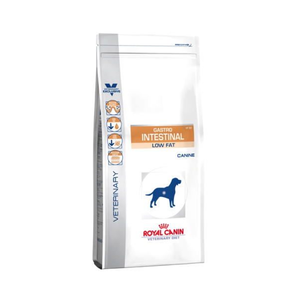 Royal Canin Canine Veterinary Diet Gastro-Intestinal Low Fat
