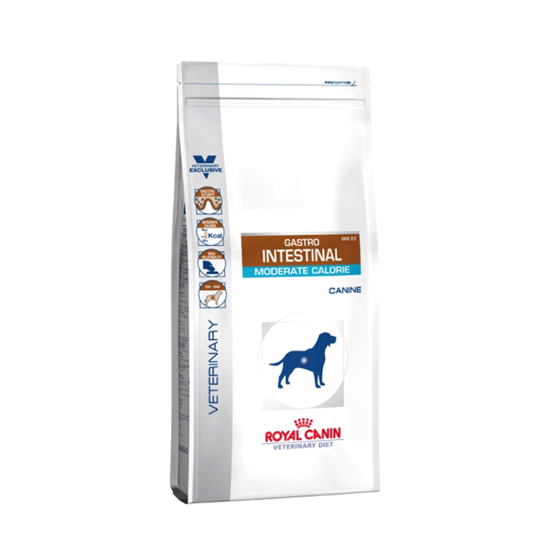 Royal Canin Canine Veterinary Diet Gastro Intestinal Moderate