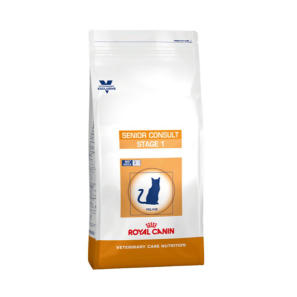 Royal Canin Feline Veterinary Care Nutrition Senior Consult Stage 1