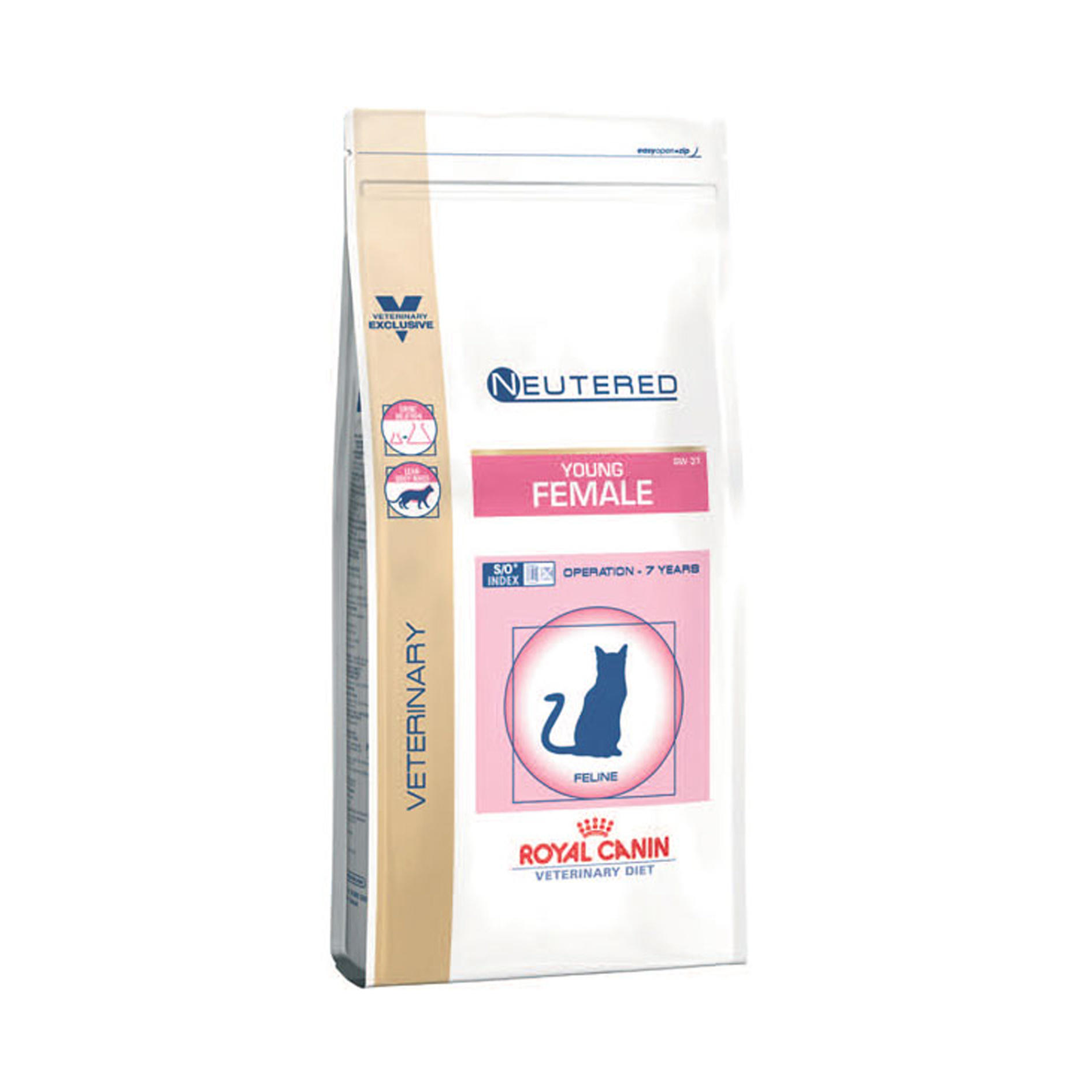 Click to view product details and reviews for Royal Canin Feline Veterinary Care Young Female Neutered.
