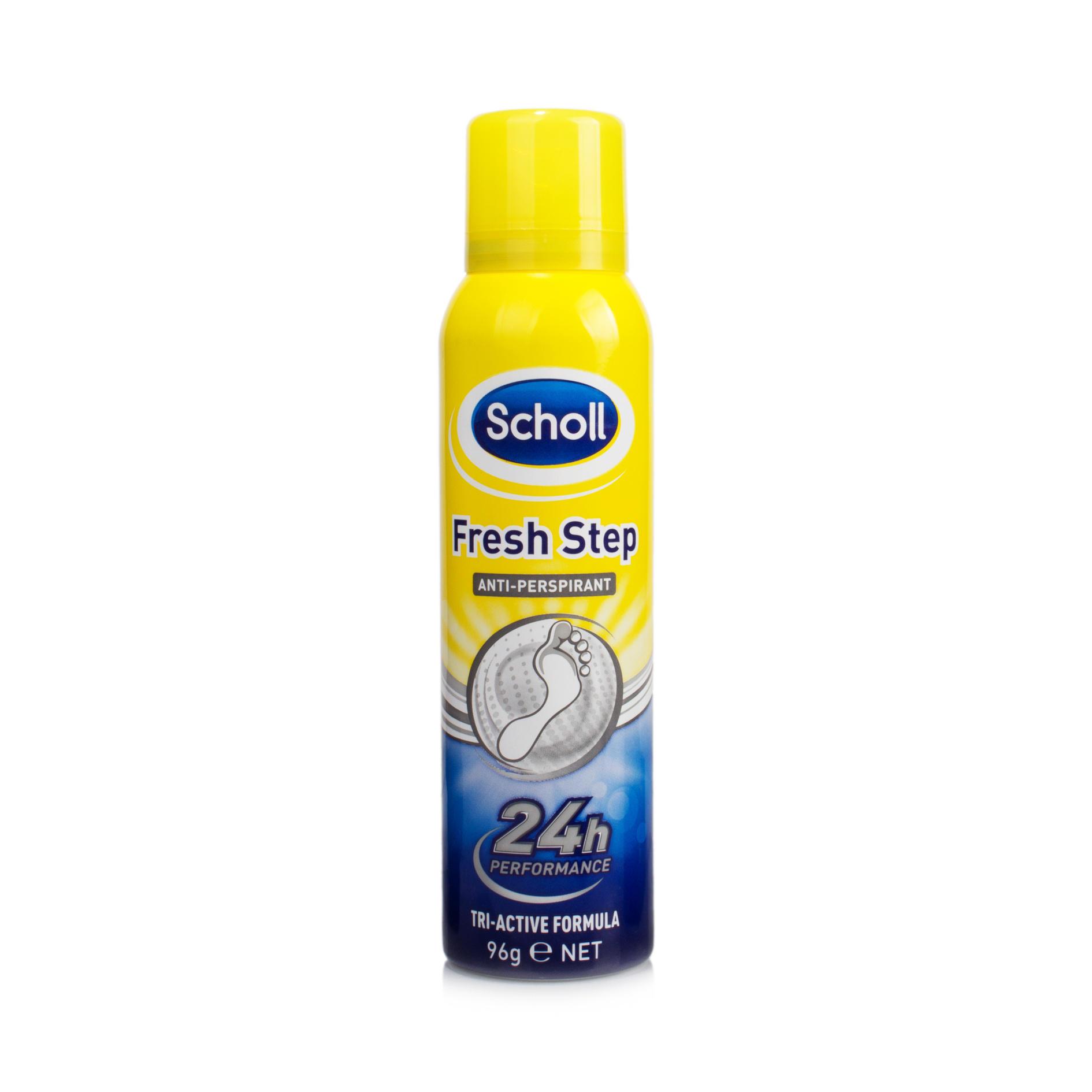 Scholl Fresh Step Foot Spray