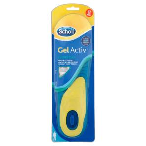 Scholl Gel Activ Everyday Insoles For Men