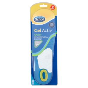 Scholl Gel Activ Sport Insoles For Men