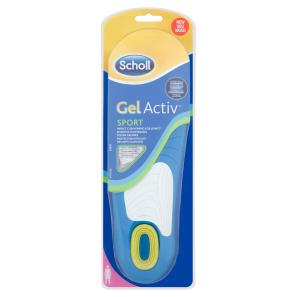 Scholl Gel Activ Sport Insoles For Women