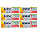 Signal Family Original Toothpaste Twin - 6 Pack