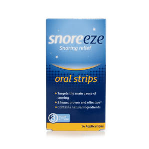Snoreeze Oral Strips for Snoring