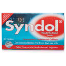 Syndol Headache Relief Tablets