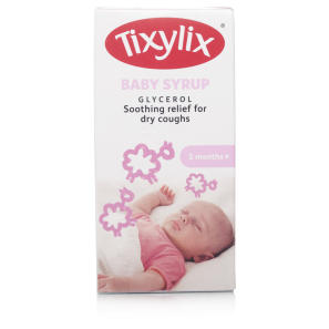 Tixylix Baby Syrup